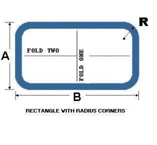 Rectangle with Radius Corners